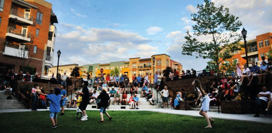 Concerts in the Park at Biltmore Park Town Square